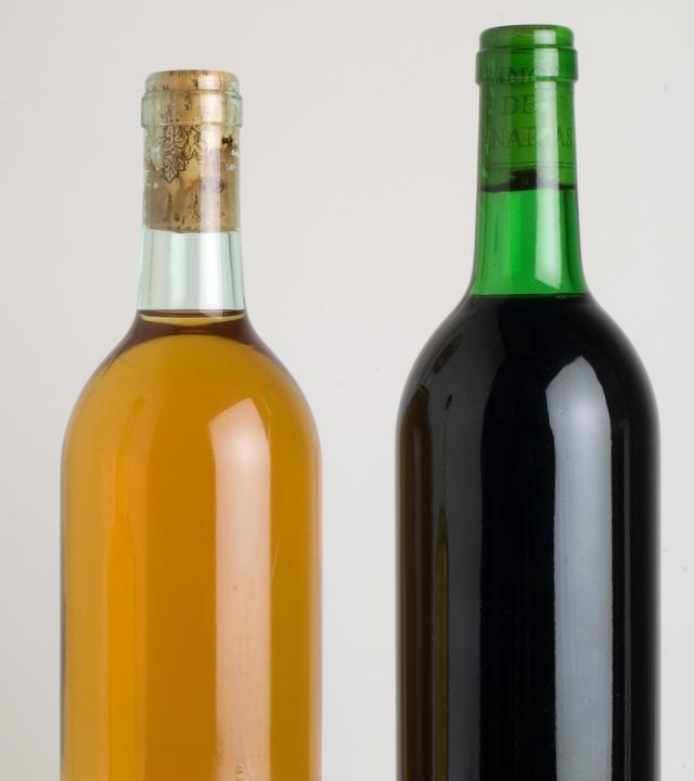 Botellas de Vinos de Gran Canaria
