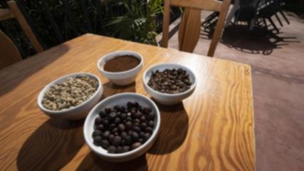 Evolución del proceso de café