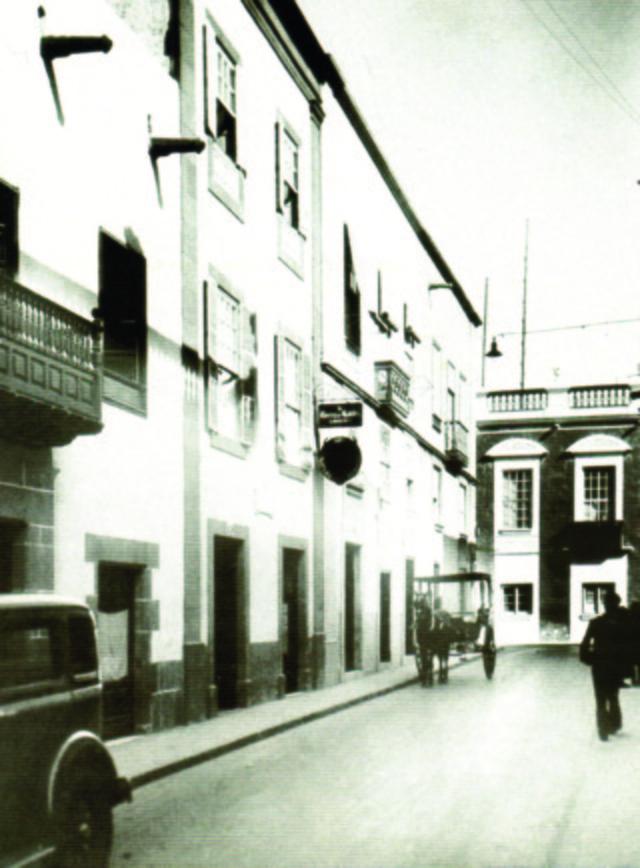 Casa Museo Pérez Galdós