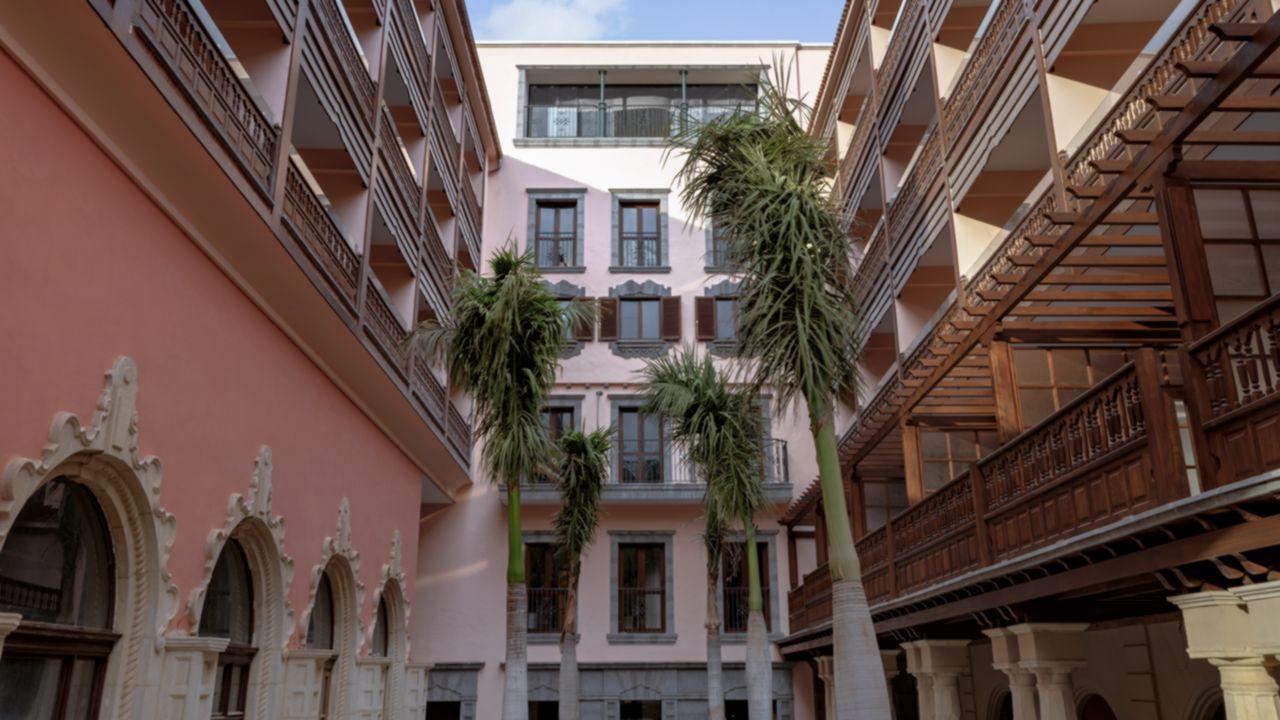 Santa Catalina hotel