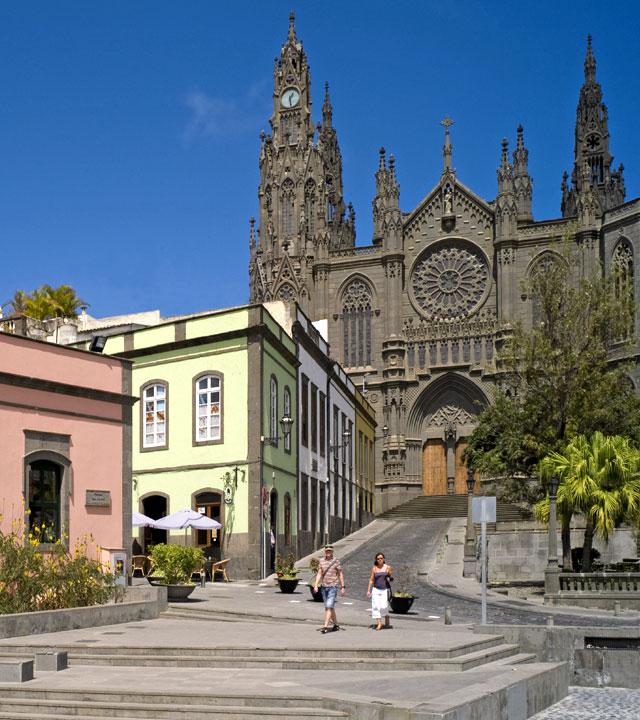 San Juan church, Arucas, Gran Canaria