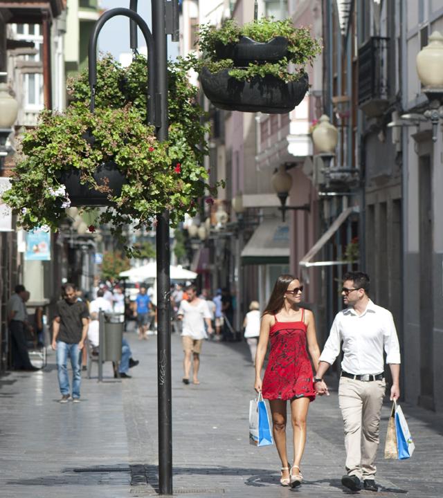 Triana, in Las Palmas de Gran Canaria