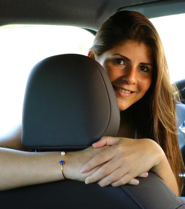 Emma Falcón, Piloto de rallys