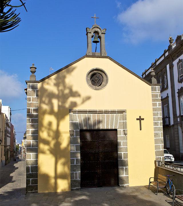 Ermita del Espíritu Santo, Vegueta