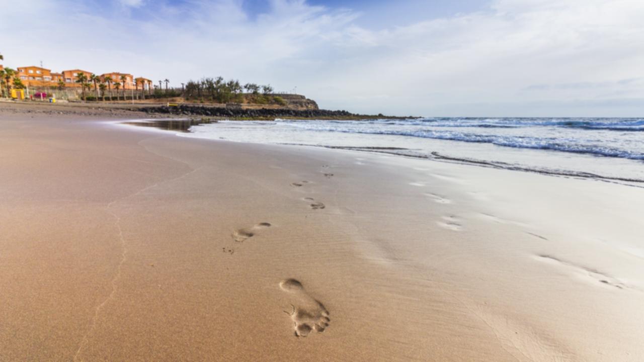 Hoya del Pozo Beach, in Telde