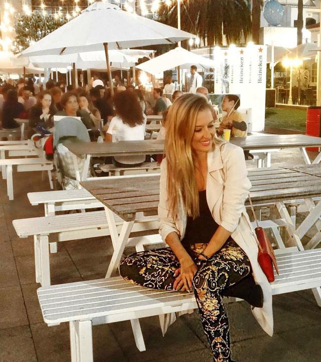 Lara Martín Gilarranz en el Gran Canaria Fashion & Friends