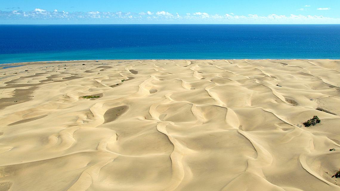 Dunas y Playa de Maspalomas