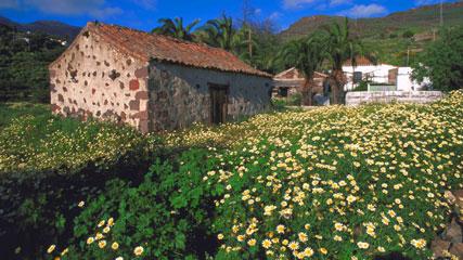 Santa Lucía, auf der Insel Gran Canaria