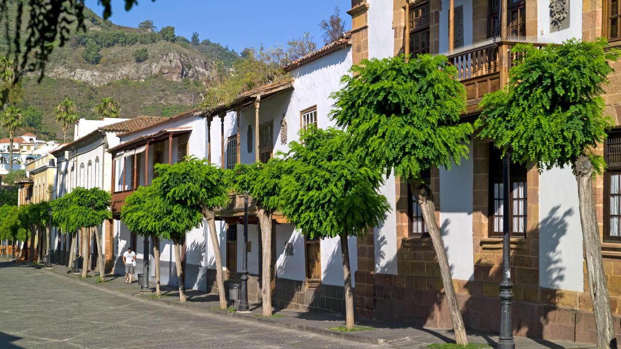 Calle Real de Teror, Gran Canaria