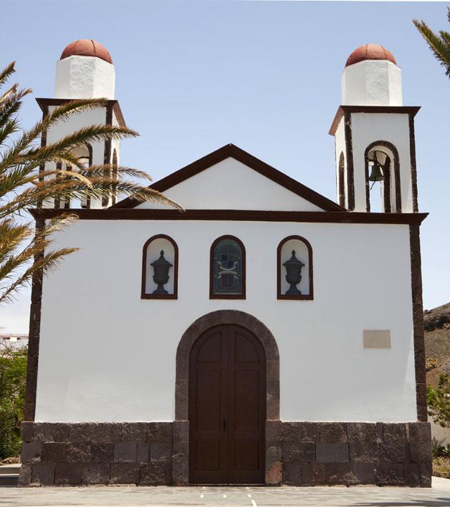 Ermita de Las Nieves en Agaete, Gran Canaria