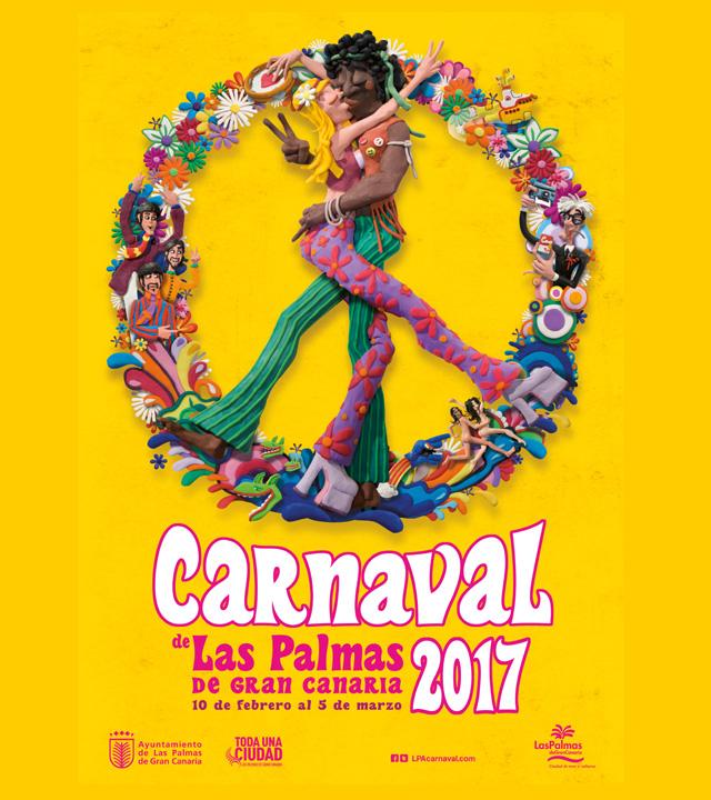 Der Karneval von Las Palmas de Gran Canaria