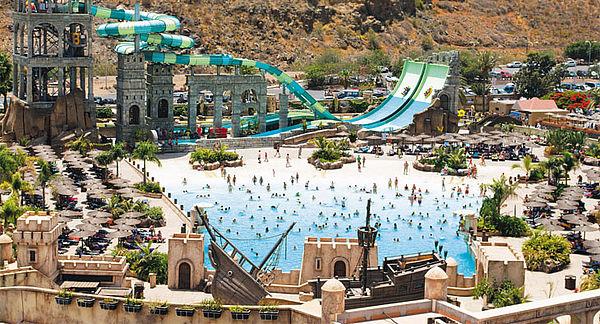 Aqualand Maspalomas (Maspalomas) - The Official Gran Canaria Tourist Website
