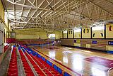 Espacios del Polideportivo Paco Artíles