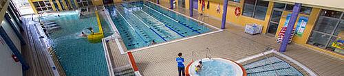 Swimming pool at Agüimes Sports Complex