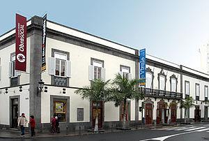 Centro de Iniciativas de La Caja de Ahorros de Canarias (CICCA)
