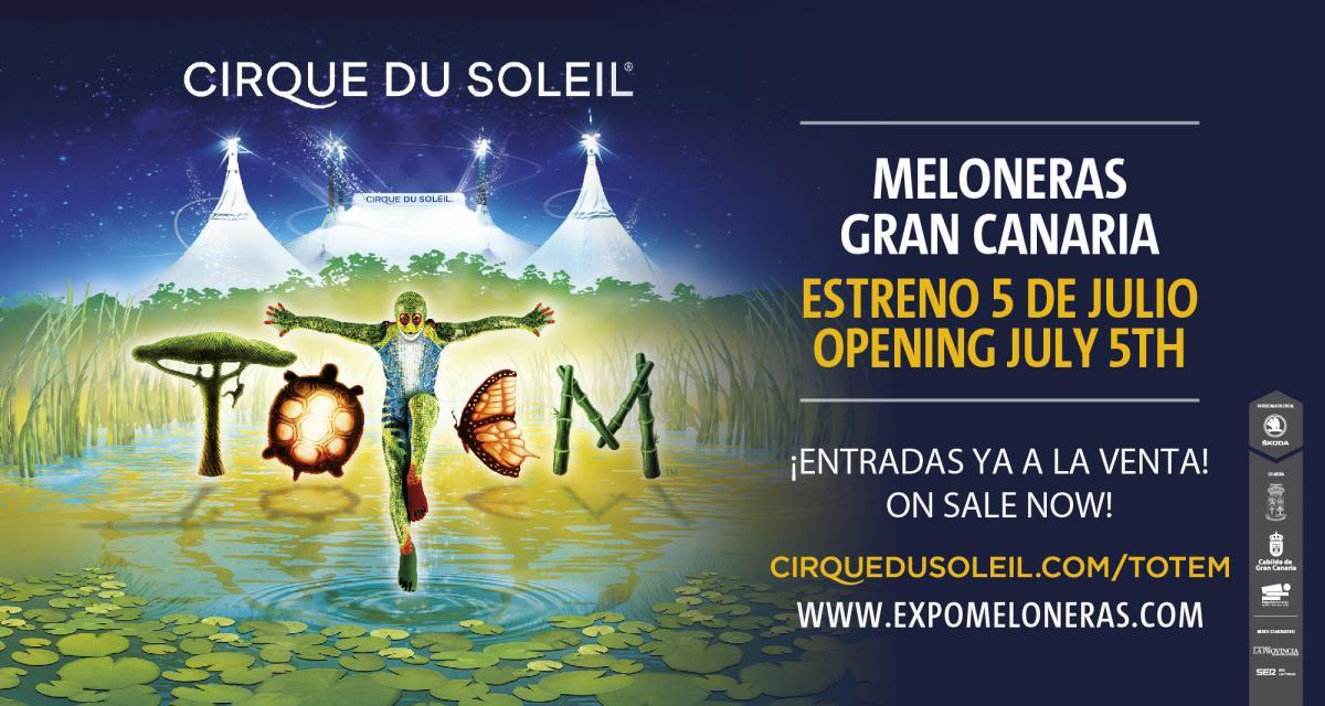 TOTEM. Cirque du Soleil