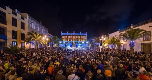 XXXII Concierto de Navidad, Plaza Santa Ana