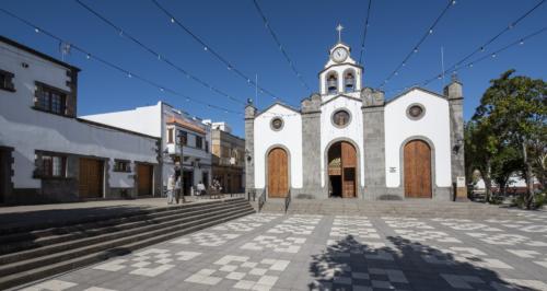 Mercado Navideño en Valleseco