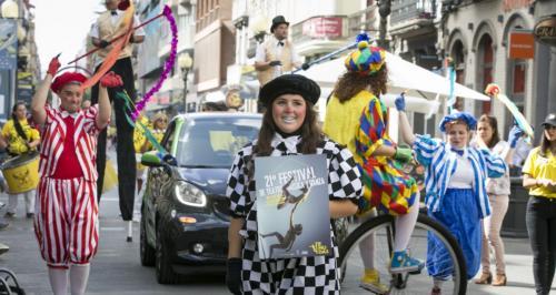 Festival de Teatro, Música y Danza TEMUDAS