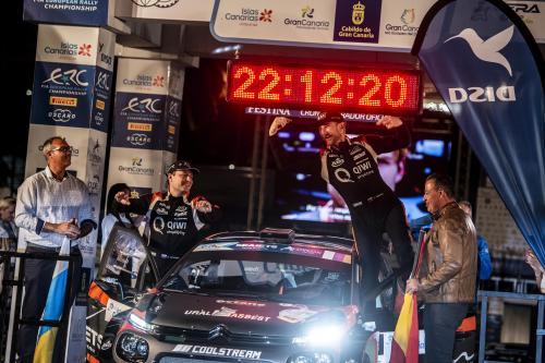 45 Rally Islas Canarias