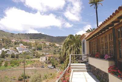 Casa Rural Los Algarroberos