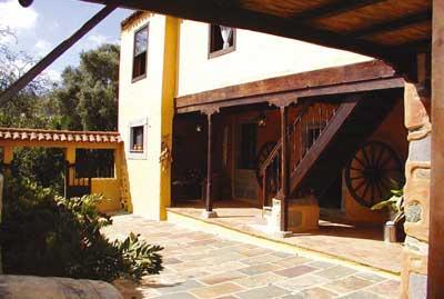 Casa El Borbullón