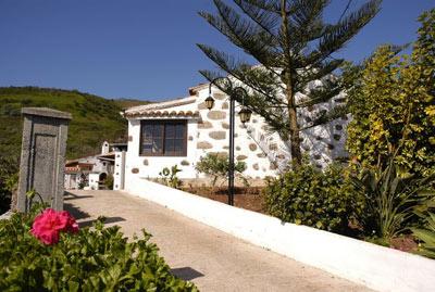Casa Rural Cuevas Morenas