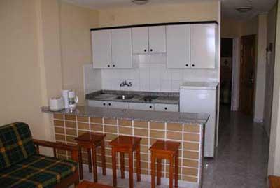 Apartamentos Teneguía