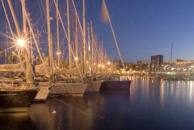 Muelle Deportivo de Las Palmas de Gran Canaria