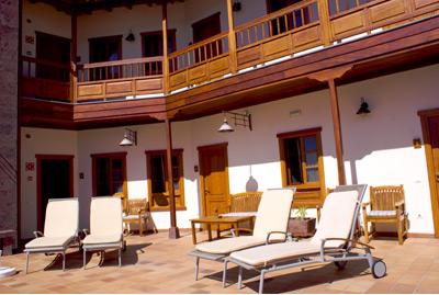 Hotel Fonda de la Tea