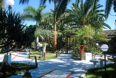 Bungalows San Valentín & Terraflor Park