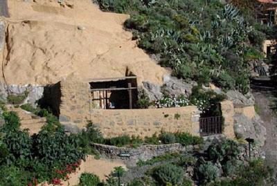 Casa Cueva El Olivo y El Ciruelo