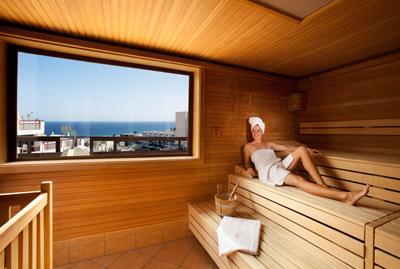 Spa & Wellness Seaside Sandy Beach