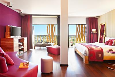 Bohemia Suites & Spa Hotel