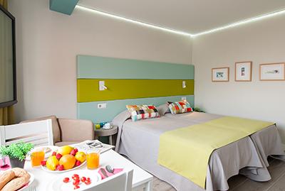 Hotel Apartamentos Bajamar