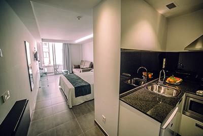 Apartamentos Mannix