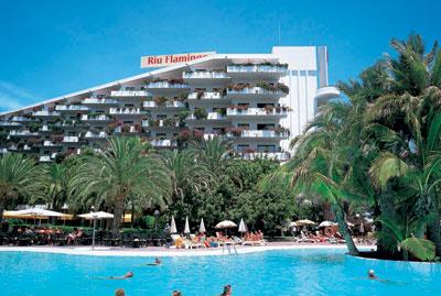 Hotel Apartamentos Riu Flamingo
