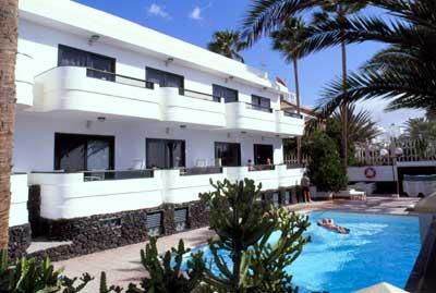 Apartamentos Olympia Club