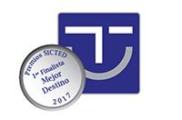 Premios SICTED - 1er Finalista Mejor Destino 2017