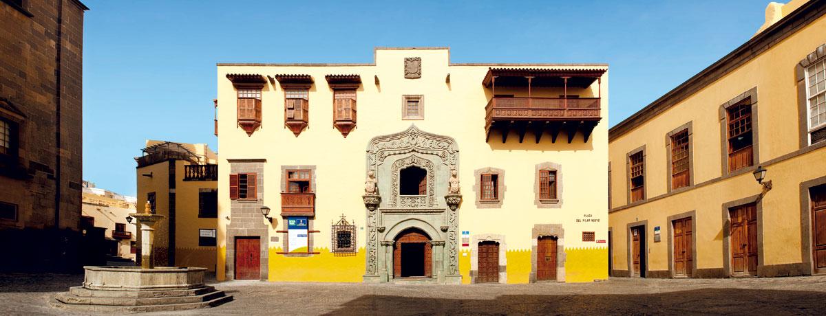 Patrimonio web oficial de turismo de gran canaria - Casa del mar las palmas ...