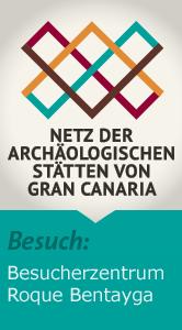 Archäologischen Stätten: Besucherzentrum Roque Bentayga