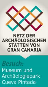Archäologischen Stätten: Museum und Archäologiepark Cueva Pintada