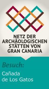 Archäologischen Stätten: Cañada de Los Gatos