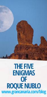 The five enigmas of Roque Nublo