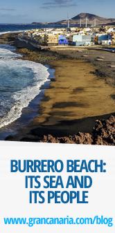 El Burrero beach