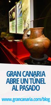 Gran Canaria abre un túnel al pasado