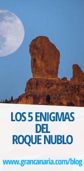 Los 5 enigmas del Roque Nublo