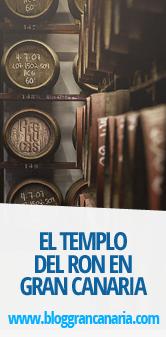 El templo del ron en Gran Canaria