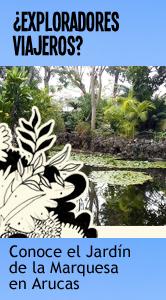 Conoce el Jardín de la Marquesa en Arucas