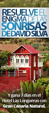 Resuelve el enigma de las sonrisas de David Silva
